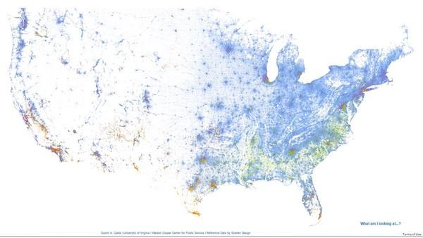 Population Census Map