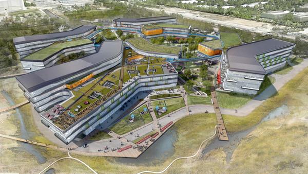 Google HQ 1 2