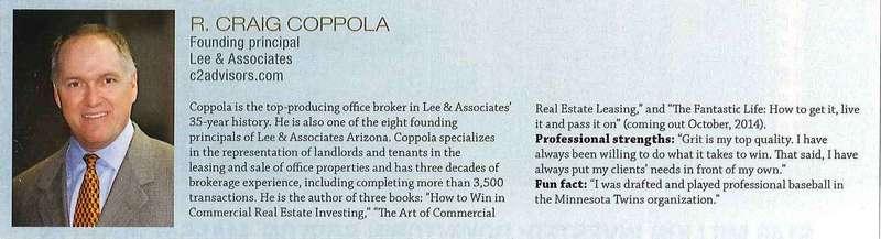 AZ Business Leaders 2015_Craig Coppola 4