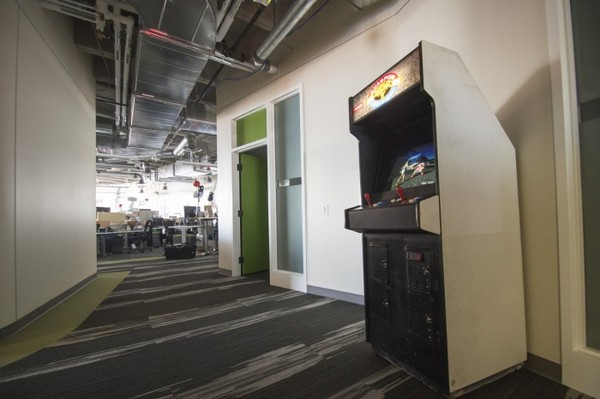 Zappos Office 10