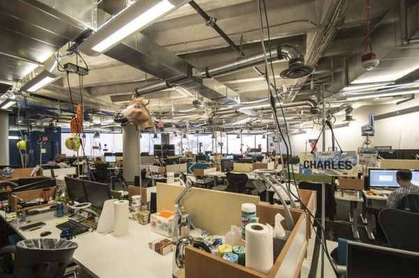 Zappos Office 6