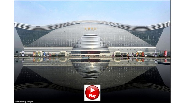 Biggest Building_China Mall 2
