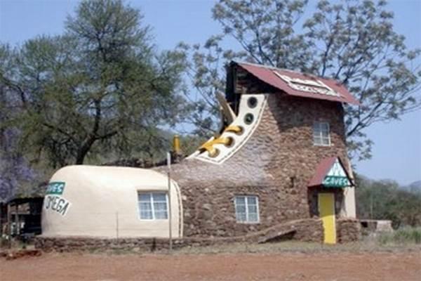 The Shoe House U2013 South Africa