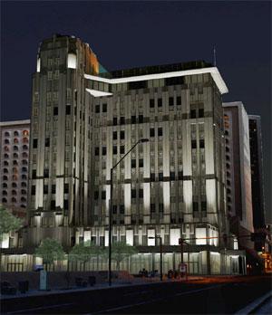 Phx Art-Deco High Rise