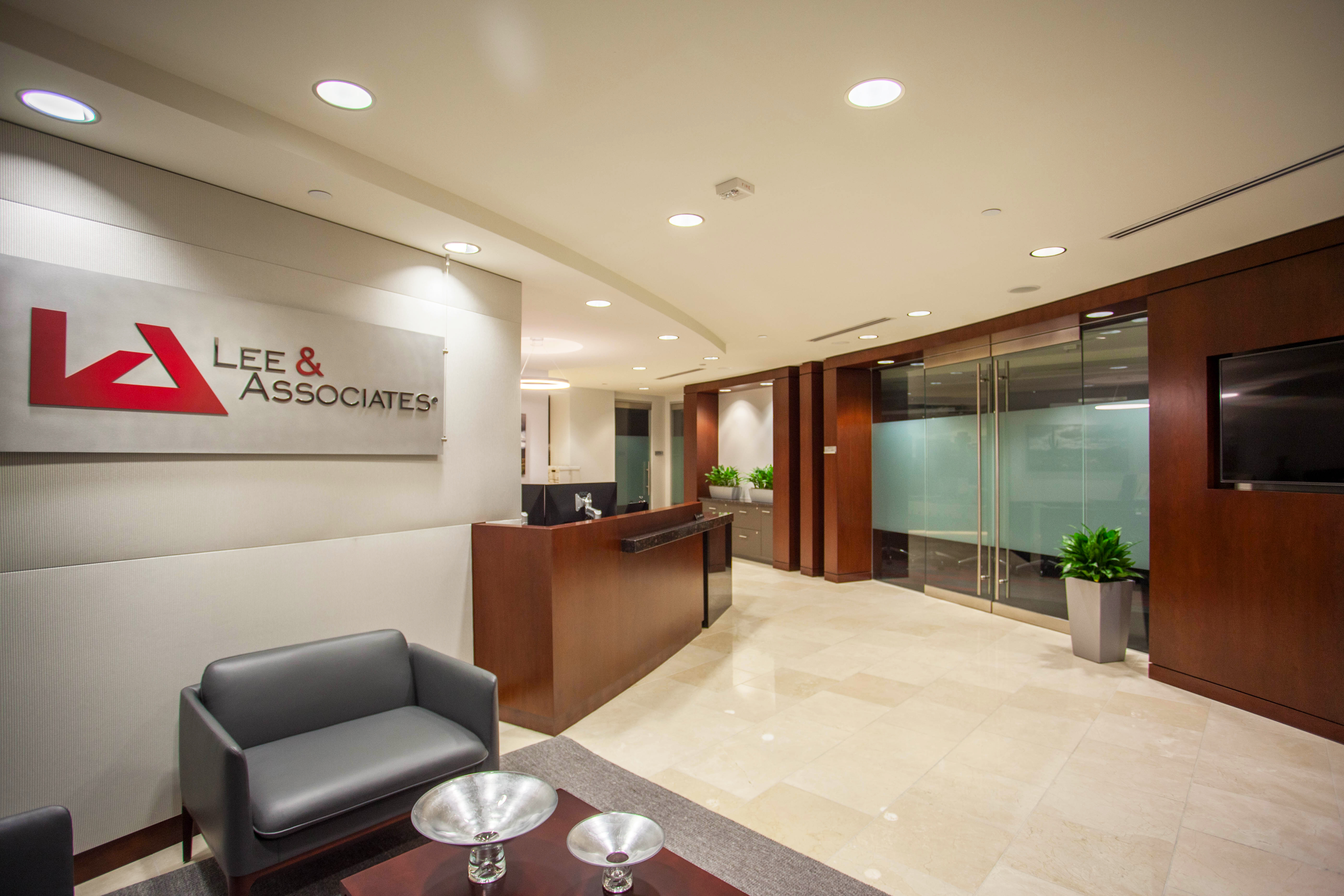 lee office lobby