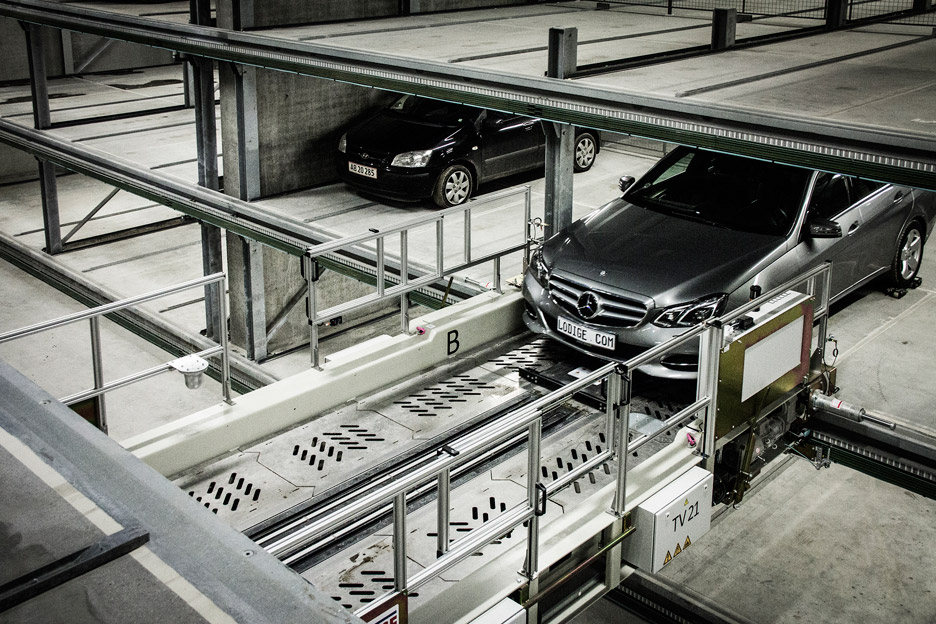 Robotic Parking 3