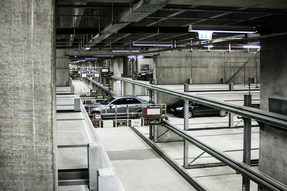 Robotic Parking 4