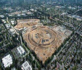Apple Campus 2 aerial 2