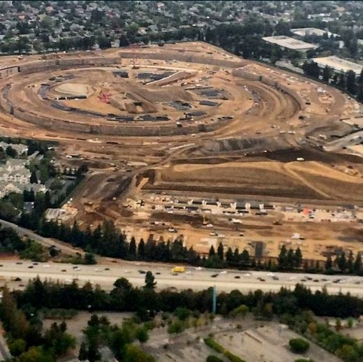 Apple Campus 2 aerial 6